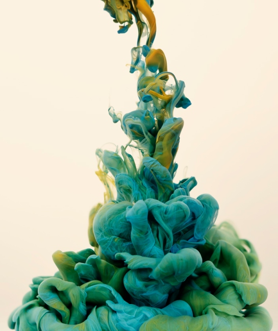 Underwater Ink Photography by Alberto Seveso