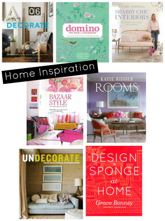 Home Inspiration: Decorate, Domino, Shabby Chic Interiors, Bazaar Style, Katie Ridder Rooms, Undeorate, Design*Sponge