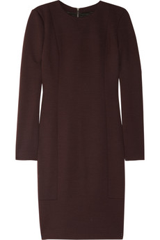Joseph Emily stretch-wool mini dress